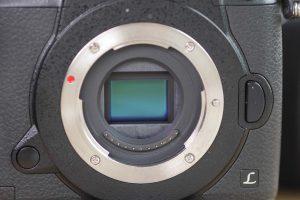 DSLR MFT Sensor