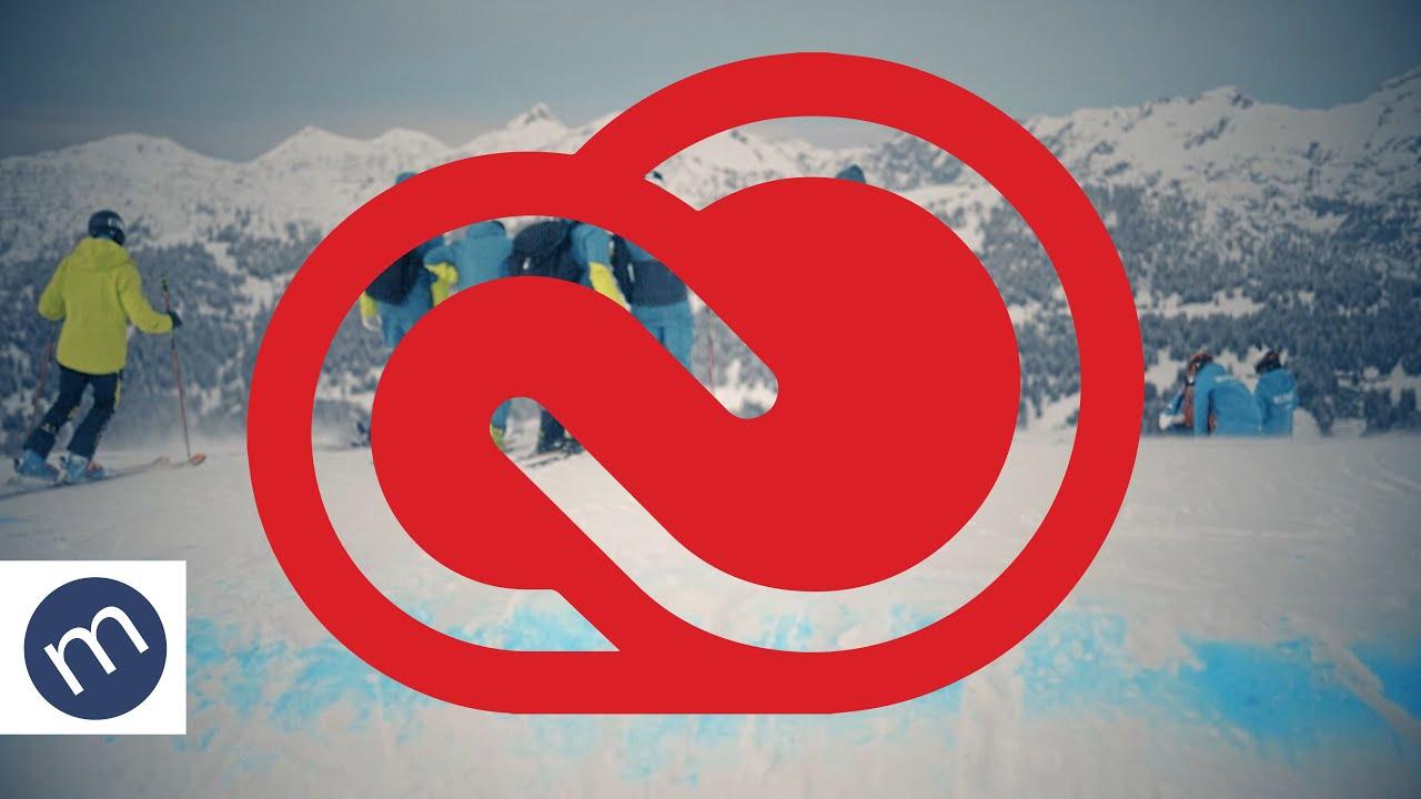 Adobe Creative Cloud installieren