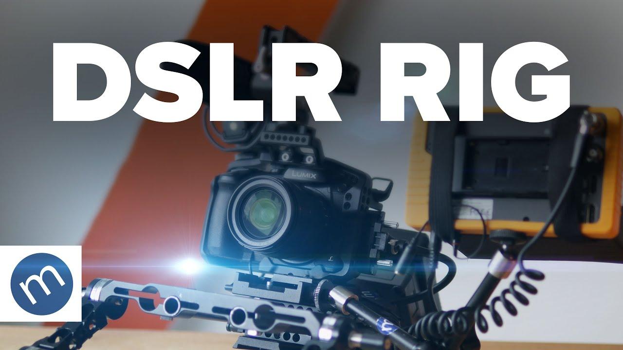 DSLR Rig selber bauen