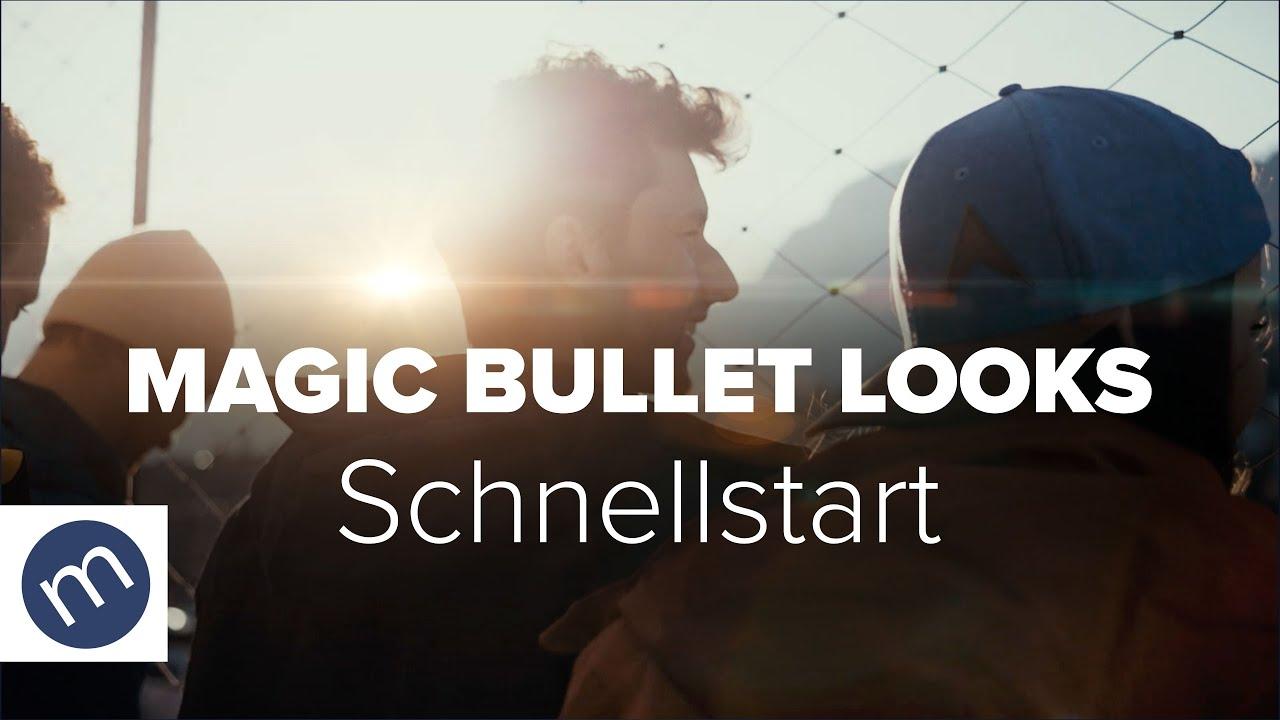 Magic Bullet Looks Tutorial
