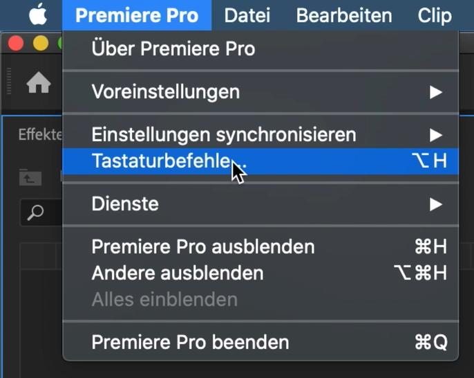 Premiere Pro Anfänger Tutorial 28